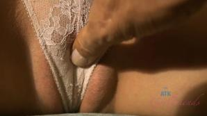 After a visit to the volcano, you creampie her pussy