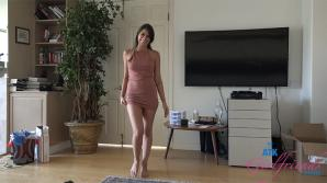 Olivia's tight grip makes you cum so good.